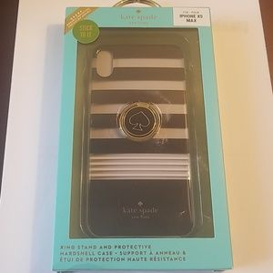 Kate Spade Ring Stand Case for iPhone Xs Max